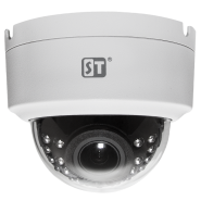 Видеокамера ST-177 IP HOME POE 2,8-12 mm (соответствует 103-30,8° по горизонтали)